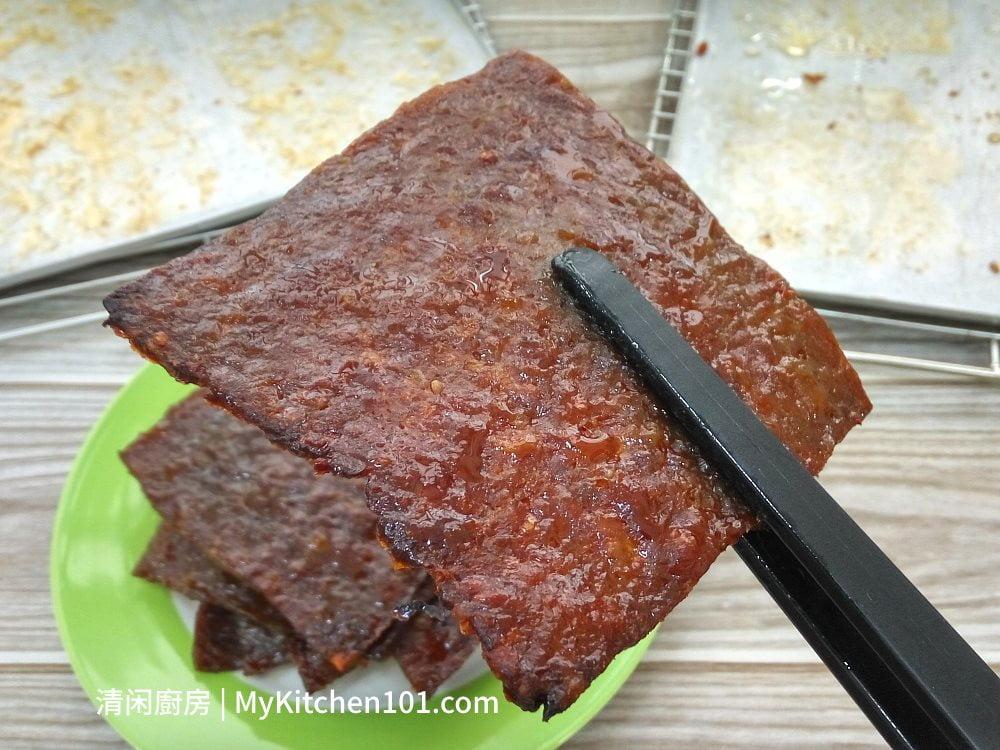 香辣肉干食谱