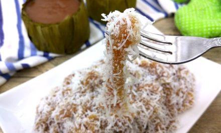 椰丝蒸年糕