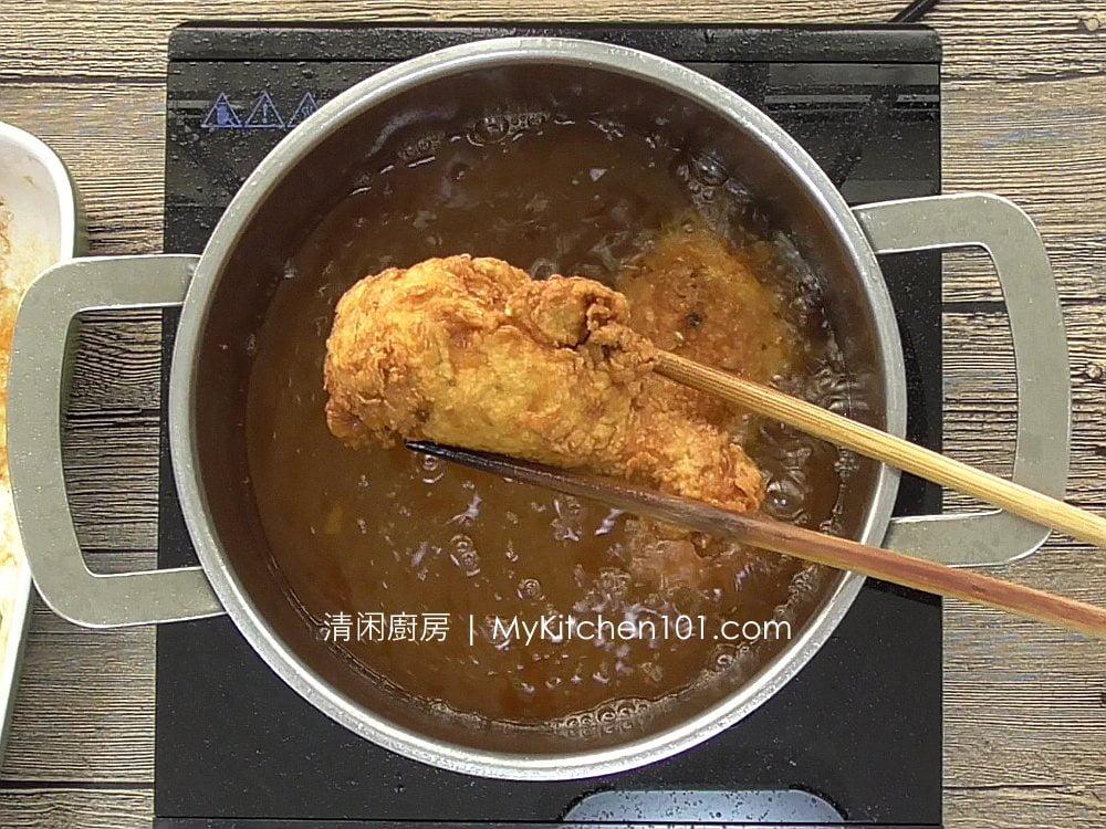 炸鸡腿-香辣芝麻