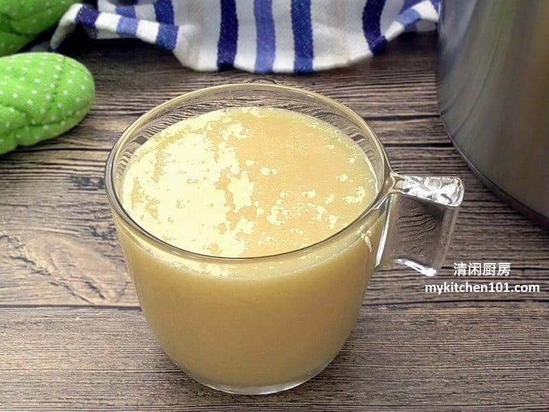 自制全脂炼奶/炼乳
