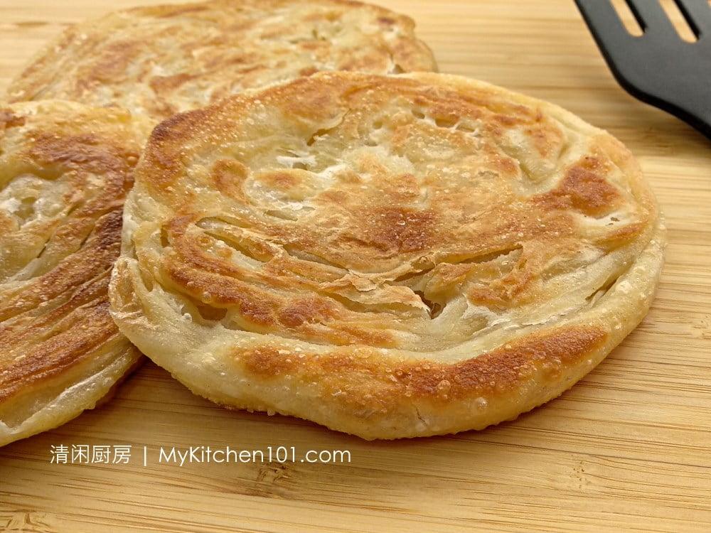 千层洛饼(印度煎饼)食谱