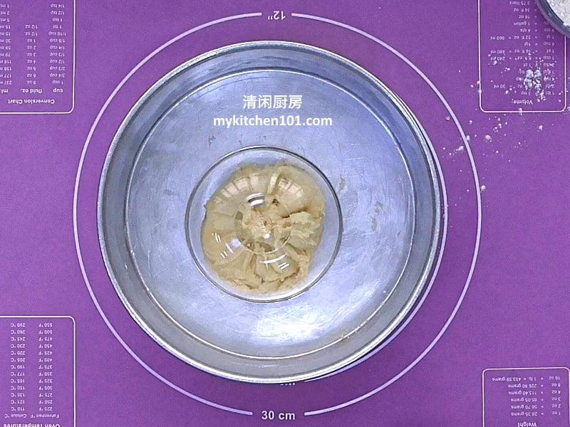 潮州芋泥酥皮月饼