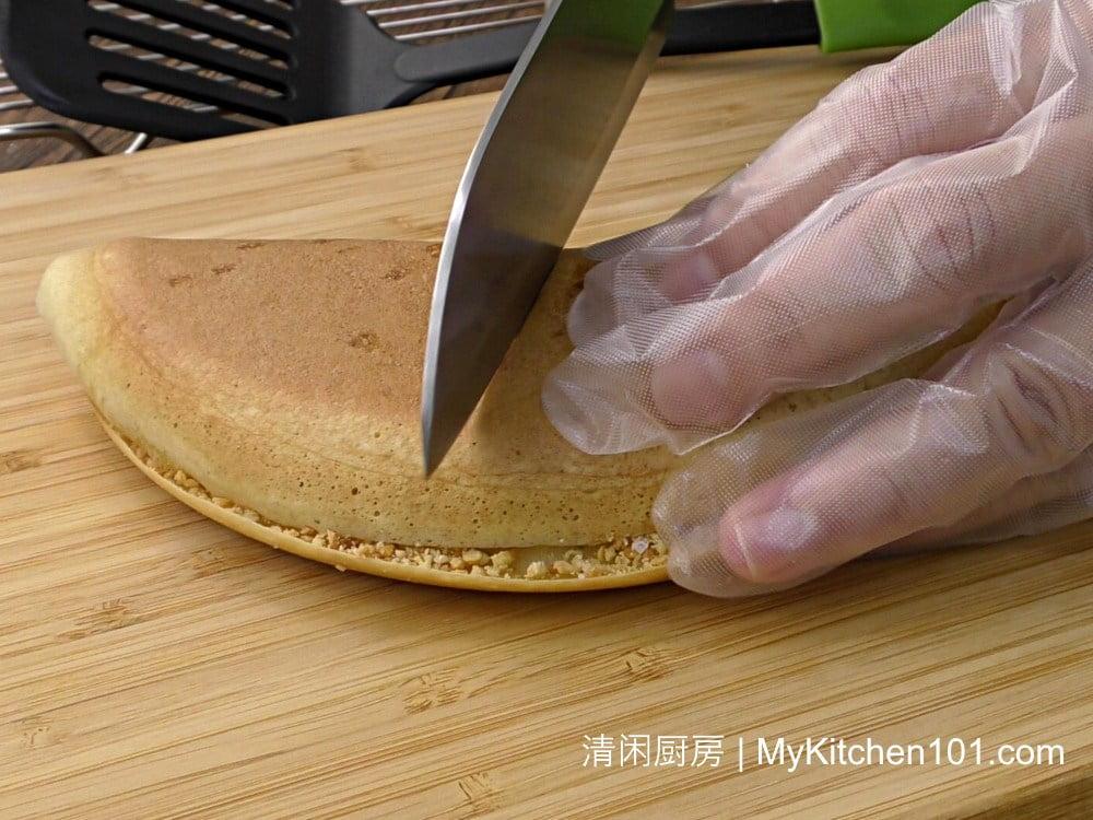 传统曼煎粿(面煎饼)