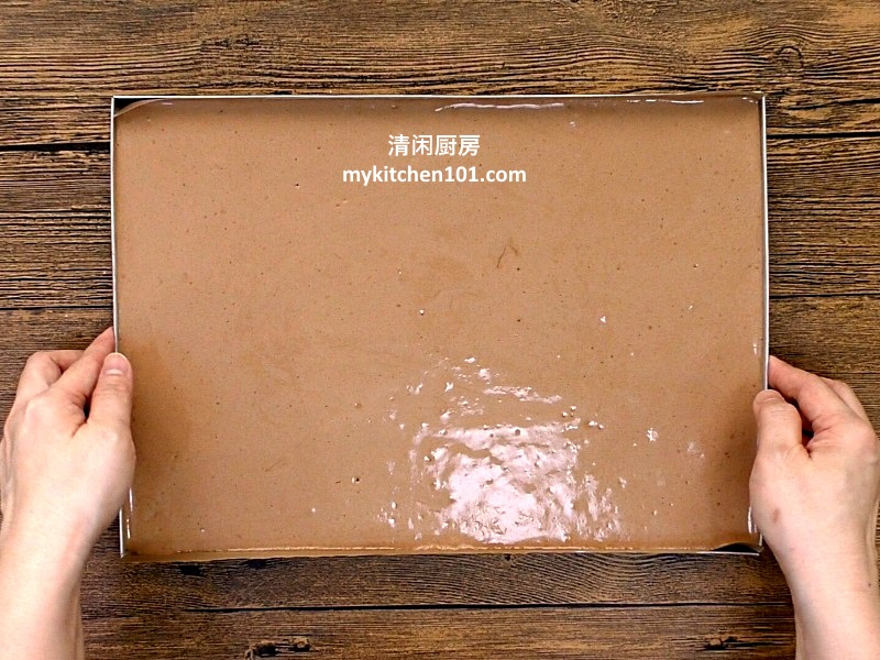 瑞士卷蛋糕巧克力口味