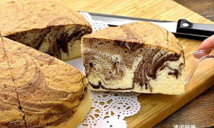 大理石(云石)海绵蛋糕
