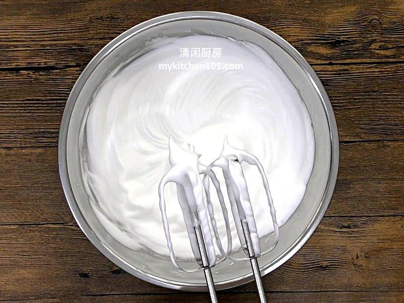 香兰椰浆牛油蛋糕