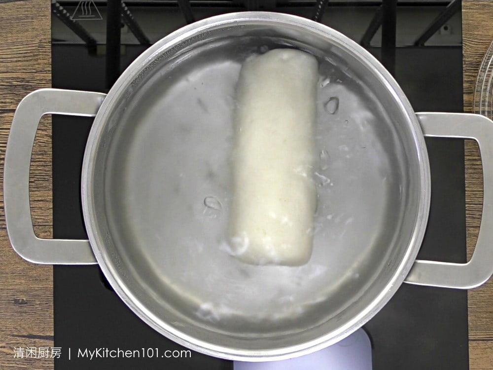炸马铃薯脆饼