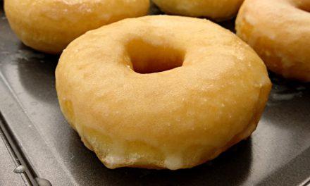 原味糖霜甜甜圈(Donut)食谱 – 简单易学