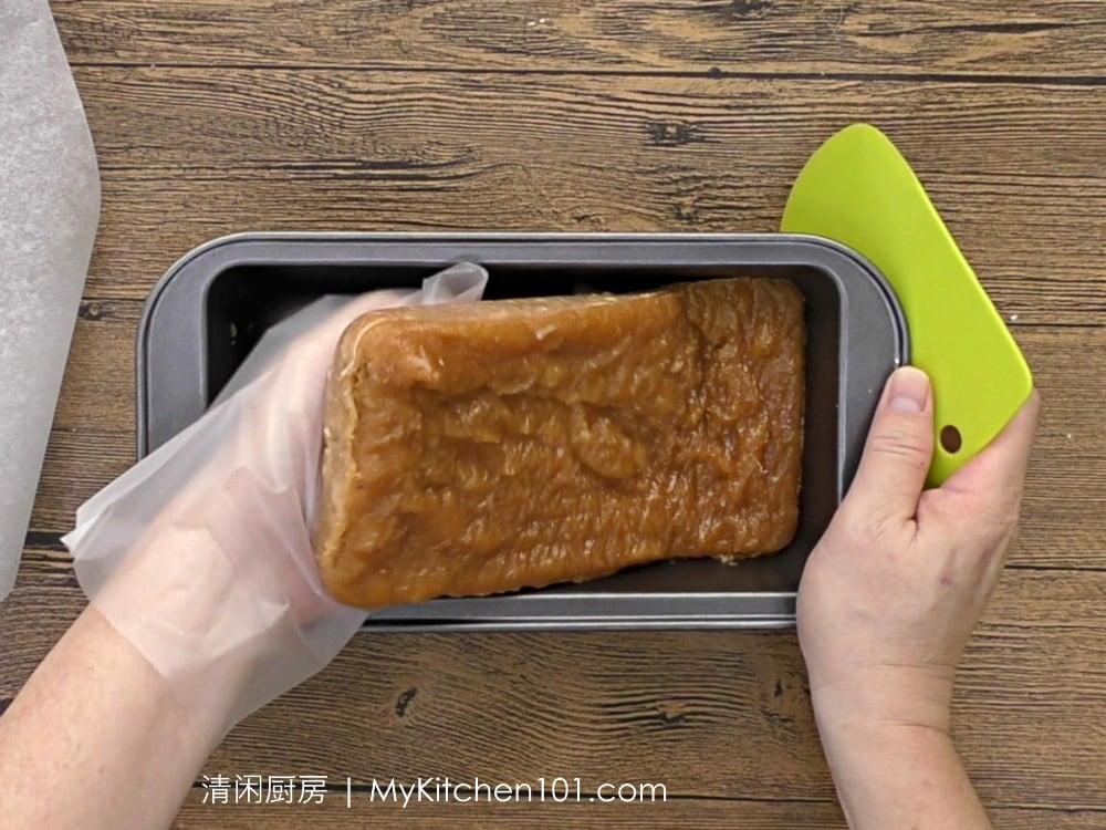 自制炸虾片(虾饼)
