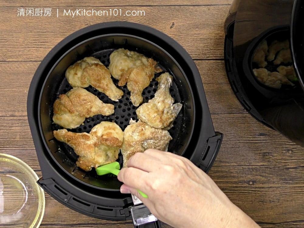 气炸锅(Air Fryer)炸鸡