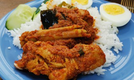仁当鸡(Chicken Rendang)食谱