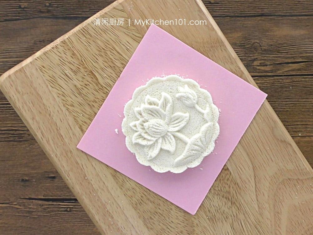 月光糕(月糕, 月光饼)食谱