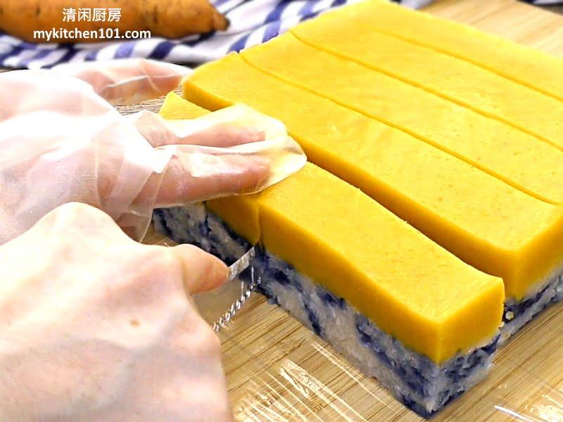 橙番薯素食Seri Muka