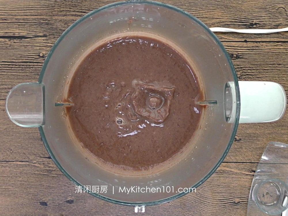 红豆沙汤圆糖水
