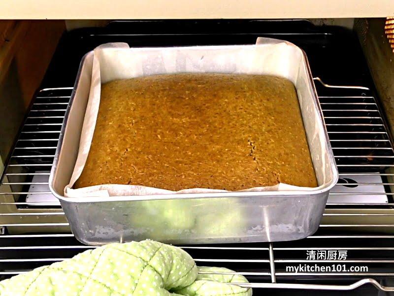 红萝卜蛋糕 + 奶油芝士霜