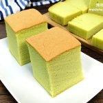 香兰棉花海绵蛋糕-柔软如绵