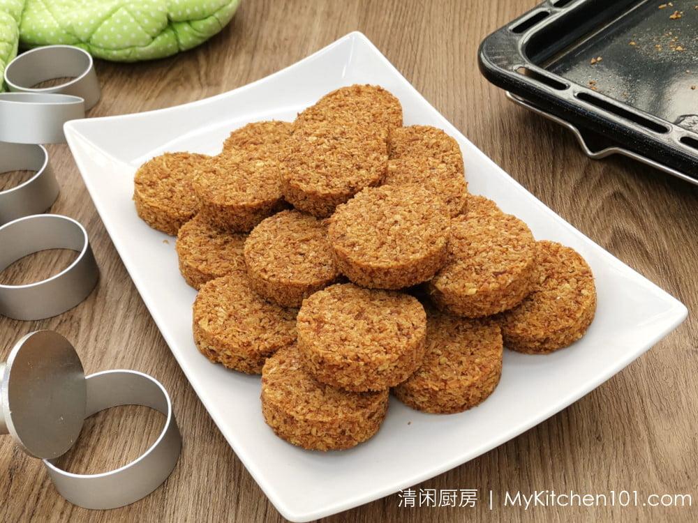 传统椰子饼