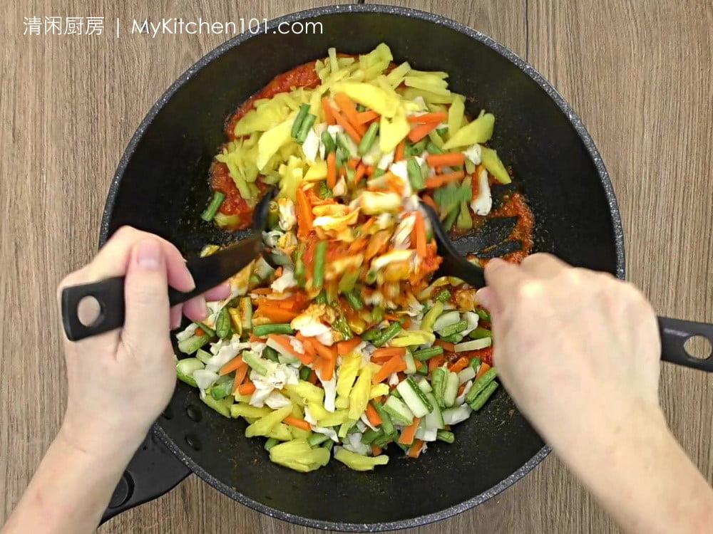 娘惹式腌制杂菜