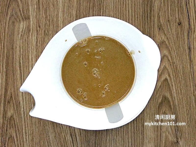 黑糖煎蕊口味燕菜月饼