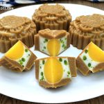 黑糖煎蕊燕菜月饼