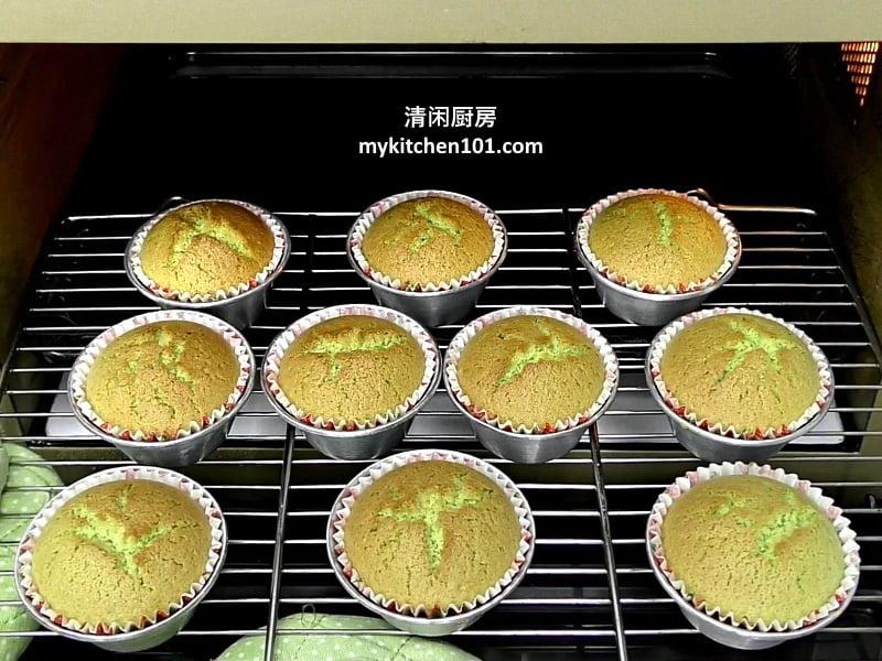 香兰/斑斓鸡蛋糕蒸和烤两种做法