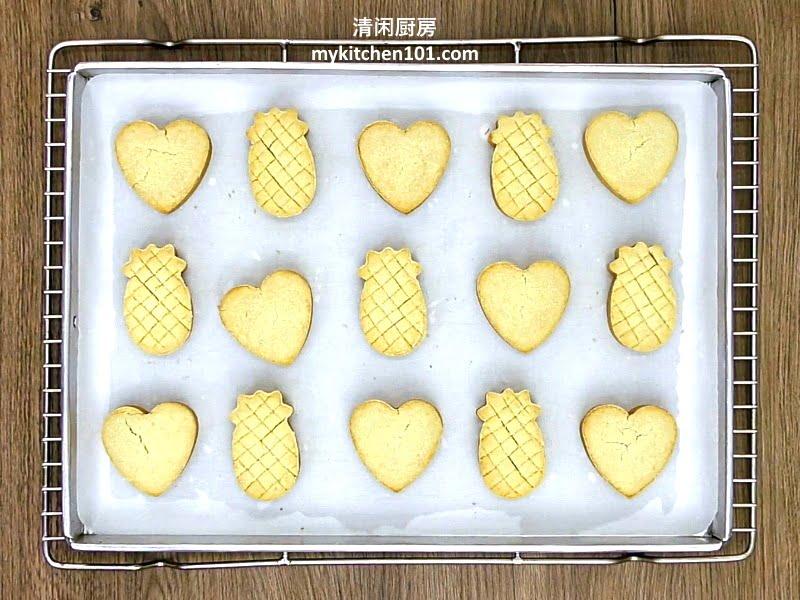 """凤梨酥: """"旺来"""" vs.""""甜心"""""""
