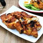 香烤咖喱鸡扒 (空气炸锅版)