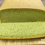 抹茶棉花海绵蛋糕
